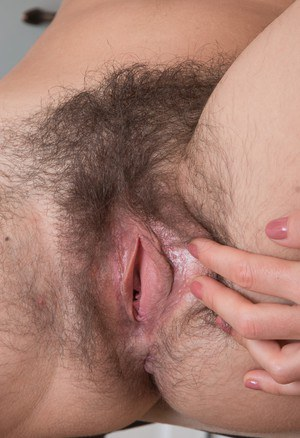 Older hairy pussys lesbian first time 4