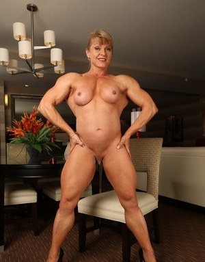 Free Bodybuilder Pussy Pictures